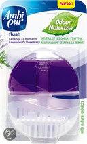 Ambi Pur Flush Lavendel Flower - Toiletblok