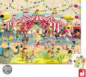 Janod Vloerpuzzel Circus