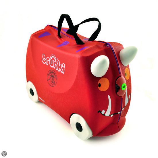 Trunki Ride-On Gruffalo - Kinderreiskoffertje