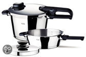 Fissler Vitavit Premium - Snelkookpannenset 2-delig -  22 cm /  26 cm