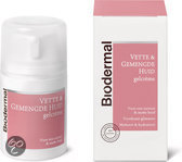 Biodermal Vette & Gemengde Huid Gelcreme