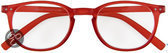 I Need You - The Frame Company Contactlenzen Leesbril JUNIOR rood +1.00 dpt