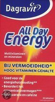 Dagravit All Day Energy - 40 Tabletten