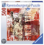 Ravensburger New York - Puzzel