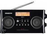Sangean Pack PR-D5 – Draagbare radio – Zwart