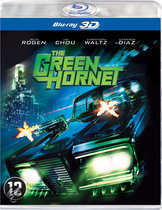 The Green Hornet (2011) (3D Blu-ray)