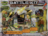 The Corps Battle Kit Mobile Artillery Tent