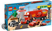 LEGO Duplo Cars 2 Mack's Lange Rit - 5816