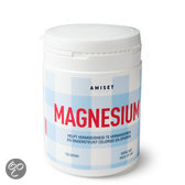 Amiset Magnesium - 100 gr - Poeder
