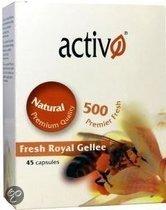 Activo Royal Gellee 500 - 45 capsules