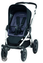 Maxi Cosi Mura Plus 4 - Wandelwagen 2013 - Total Black