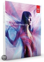Adobe After Effects 11 CS6 - MAC / Engels