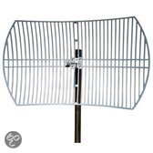 5GHz 30dBi Outdoor Grid Parabolic Antenn