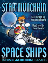 Star Munchkin: Space Ships Uitbreiding
