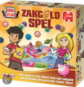 Grow with Jumbo - Zakgeldspel