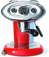 illy Francis Francis X7.1 Handmatige Espressomachine - Rood