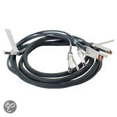 HP BLc 40G QSFP+ 4x10G SFP+ 5m DAC Cable
