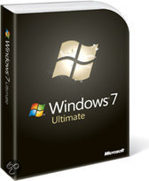 Microsoft Windows 7 Ultimate English ROW Dvd