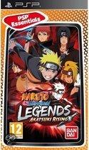 Foto van Naruto Shippuden, Legends, Akatsuki Rising (Essentials)  PSP