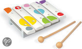 Confetti xylofoon hout mini 5toetsen