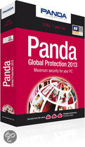 Panda Global Protection 2013 - 3 Gebruikers / Nederlands / Frans
