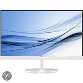 234E5QHAW 23i AH-IPS LED 5ms 1920x1080 16/9 MHL-HDMI+HDMI+VGA Speakers Glossy White SmartTouch controls