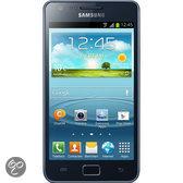 Samsung Galaxy S2 Plus - Blauw grijs