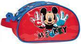 Mickey Mouse ovale Toilettas