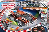 Meccano RC Turbo 2 in 1 100+ - RC Auto - Bouwpakket
