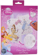 Disney Princess 3D Posters