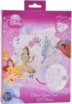 Disney Princess 3D Posters