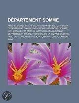 Departement Somme