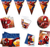 Feestpakket Spiderman