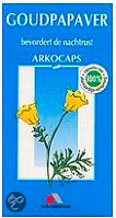Arkocaps Goudpapaver - 150 Capsules
