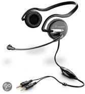 Plantronics .Audio 345 Behind The Head Enhanced Multimedia Headset