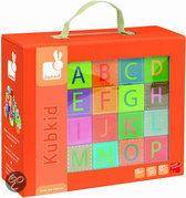 Blokpuzzel Kubkid alfabet 32 blokken