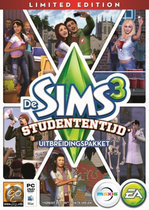 De Sims 3: Studententijd - Limited Edition