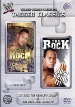 WWE - The Rock: The People's Champ & The Rock: Just Bring It!