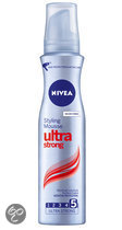 NIVEA Ultra Strong - 150 ml - Haarmousse