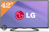LG 42LA6208 - 3D led-tv - 42 inch - Full HD - Smart tv