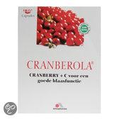 Cranberola Cranberry + C - 180 Capsules - Voedingssupplement