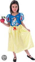 Prinsesenjurk Sneeuwwitje Storytime - Kostuum - Maat 122-128