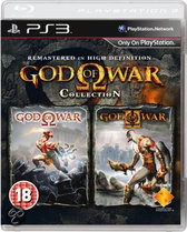 God of War Collection (1 & 2) (#) /PS3