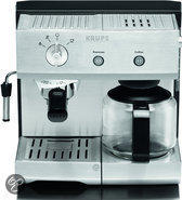 Krups Combinatie Espressoapparaat Steam & Pump Combi XP2240