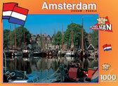 Puzzelman Puzzel - Amsterdam 2