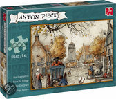 Anton Pieck Het Dorpsplein - Puzzel - 1000 stukjes