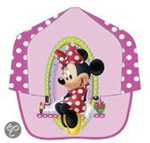 Disney Baseball pet minnie mouse roze