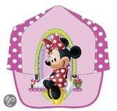 Disney Baseball pet minnie mouse roze