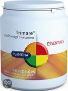 Plantina Trimare Visolie Omega-3 Capsules 65 st