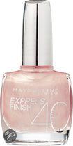 Maybelline Express Finish - 120 Sweet Rose  - Nagellak